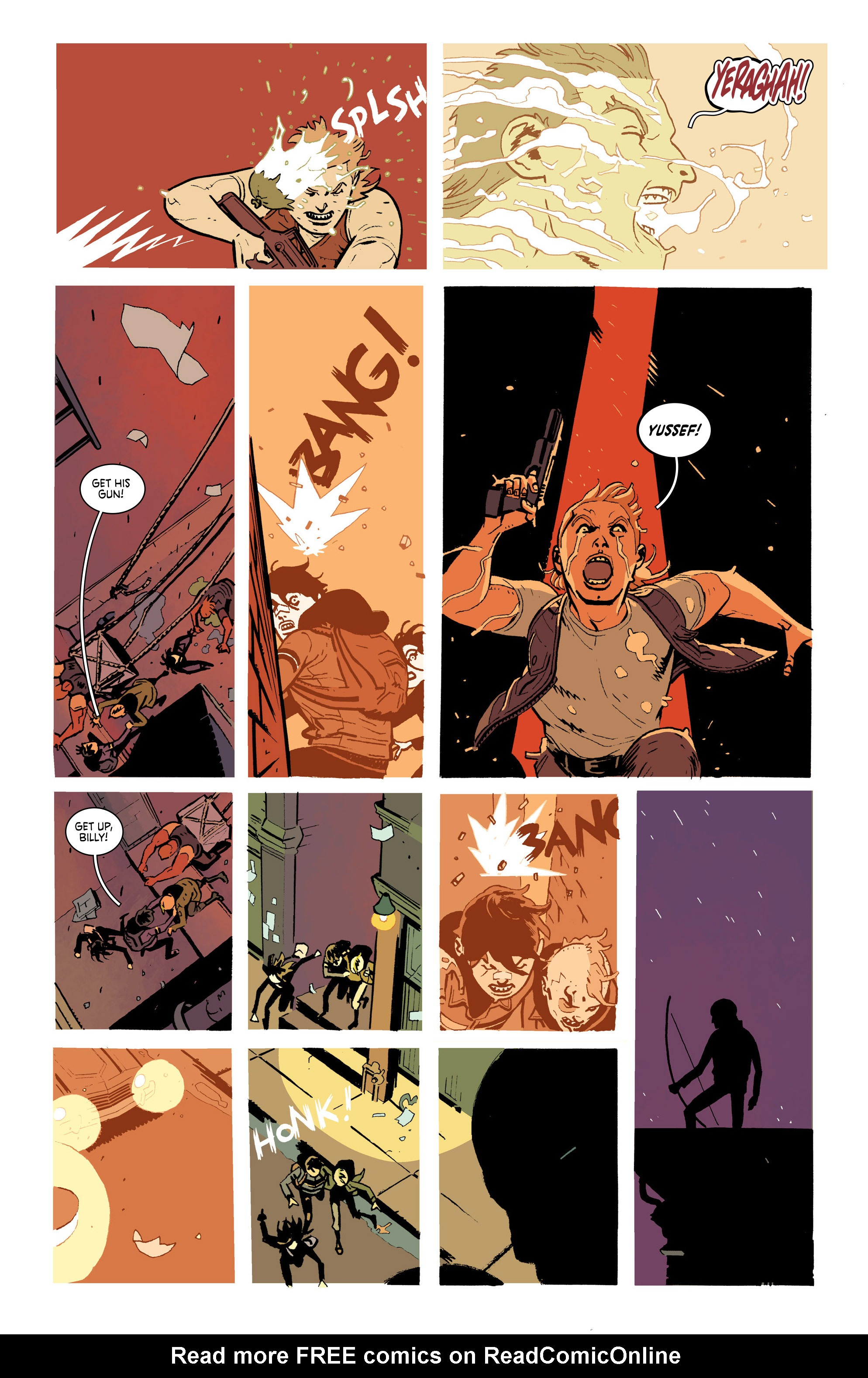 Read online Deadly Class comic -  Issue #19 - 18