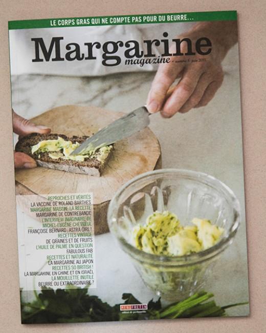 Margarine Magazine n°1 (juin 2015)
