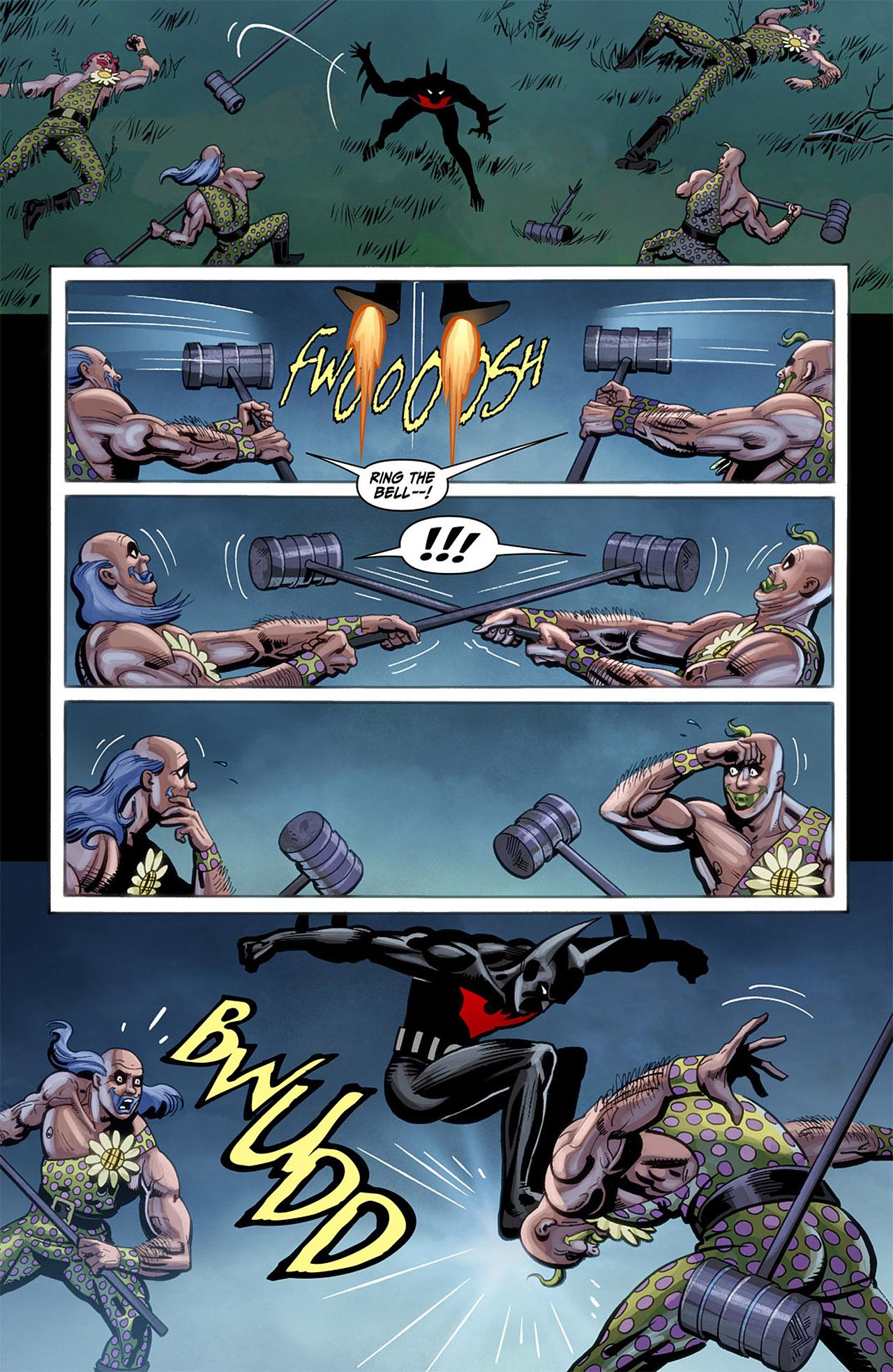 Batman Beyond (2012) Issue #2 #2 - English 9