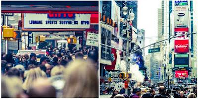 Fotografie della città di New York