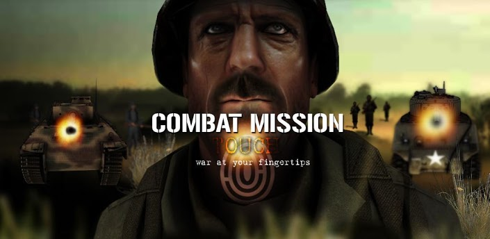 Combat Mission : Touch v1.15 Full Version
