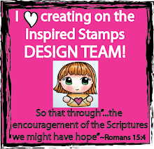 Member of Inspired Stamps Design Team