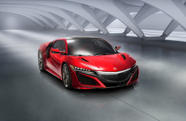 2016 Acura NSX Price Specs Release Date