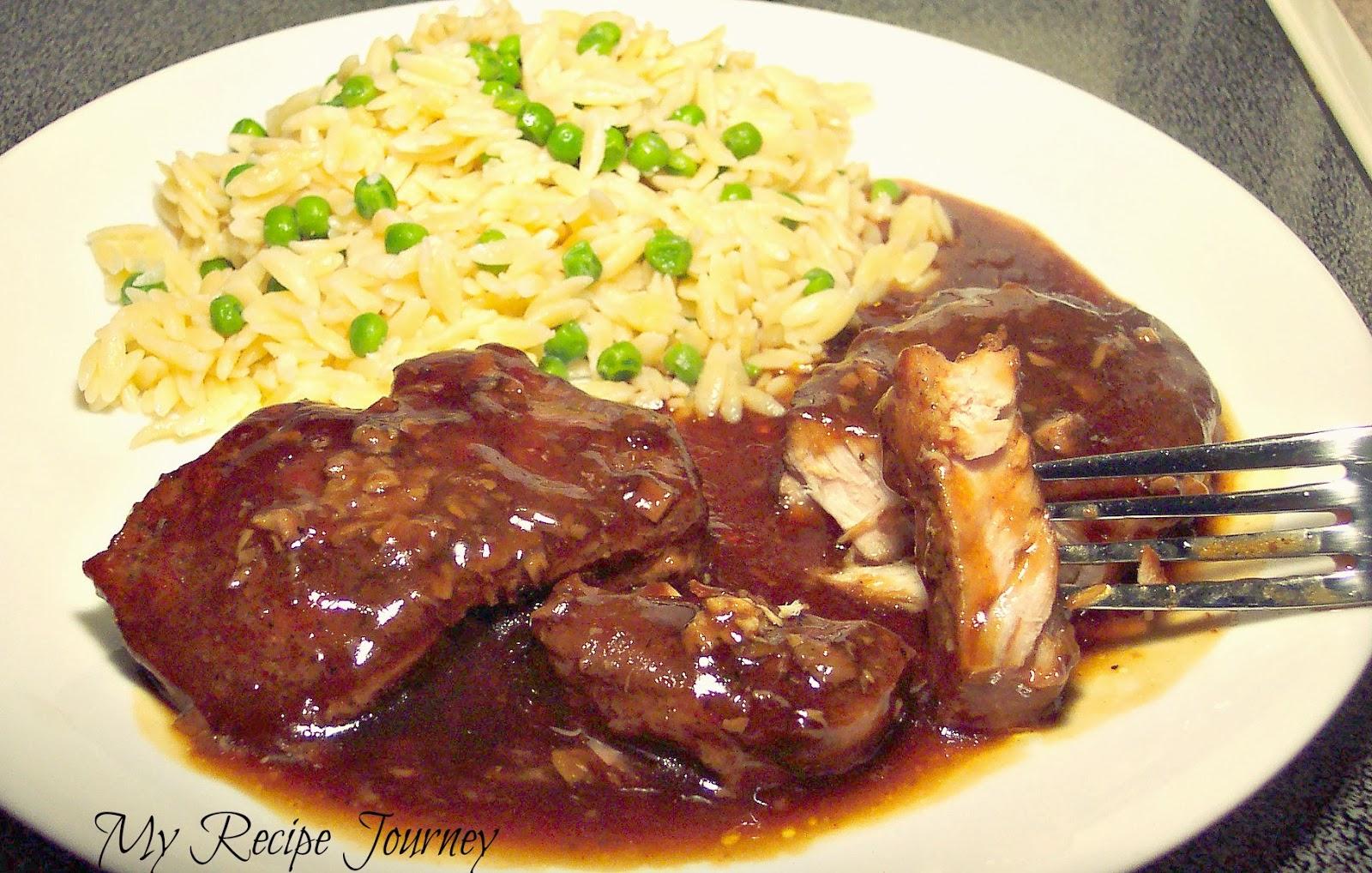 My Recipe Journey: San Francisco Pork Chops