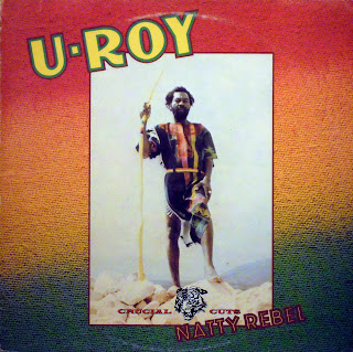 U-Roy - Natty Rebel,Virgin Records 1976