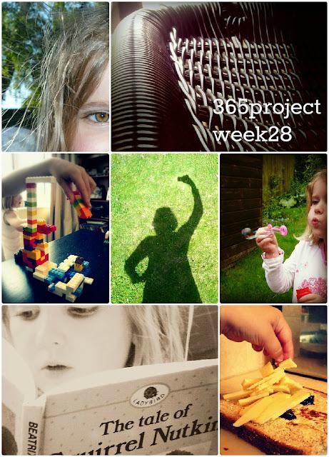 Five Go Blogging 365Project week 28