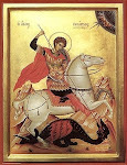 Saint George of Lydda, Pray for Us