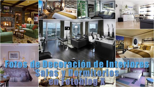 Salas y Dormitorios - Diseño y Decoración de Interiores
