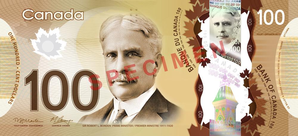 Paralar Kanada