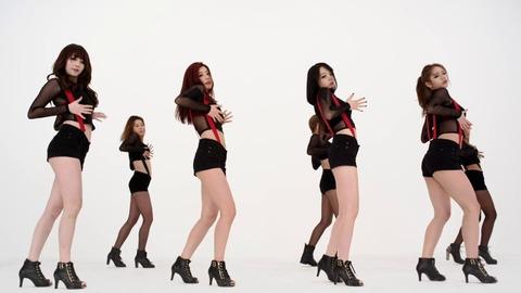 Girls Day Koreografi Seksi Expectation