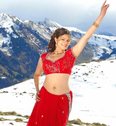 Actress Siya Goutham photos in Red Saree