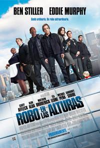 Poster de Robo en las Alturas
