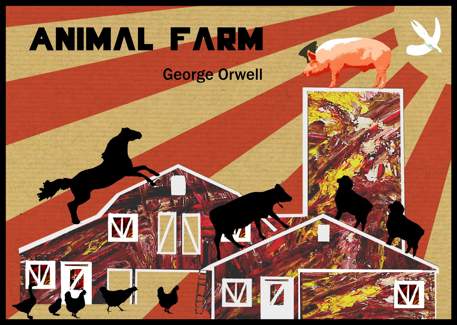 george orwell animal farm essay battle of the cowshed animal farm  animal farm propaganda essay help best custom written essays animal farm propaganda essay help best custom a world out george orwell