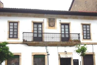 Villaviciosa, palacio de Estrada