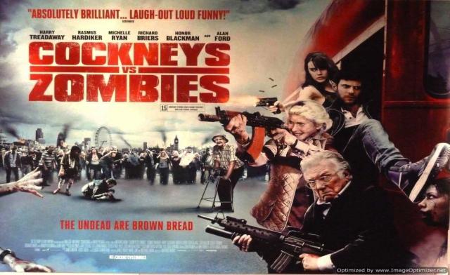 Thây Ma Trở Lại, Cockneys Vs Zombies