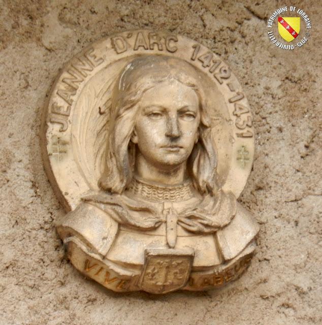 ART-SUR-MEURTHE (54) - Maison dite du Père de Jeanne d'Arc