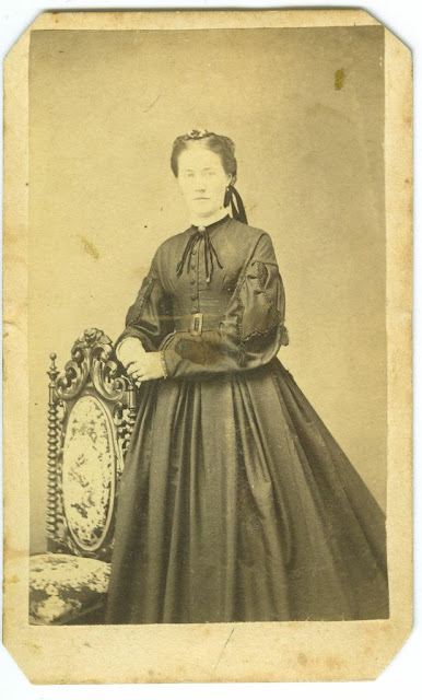 Sarah Ann Cordelia (Vaughan) Allison