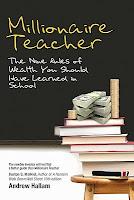 Millionaire Teacher cover
