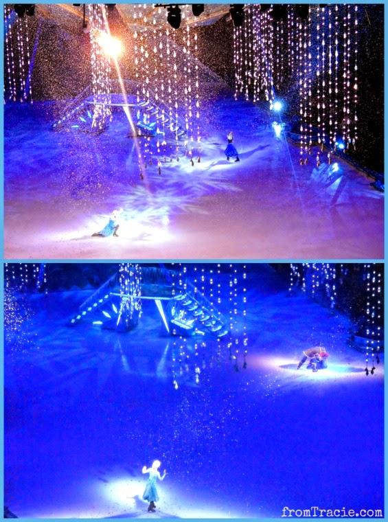 Elsa Freezes Anna's Heart