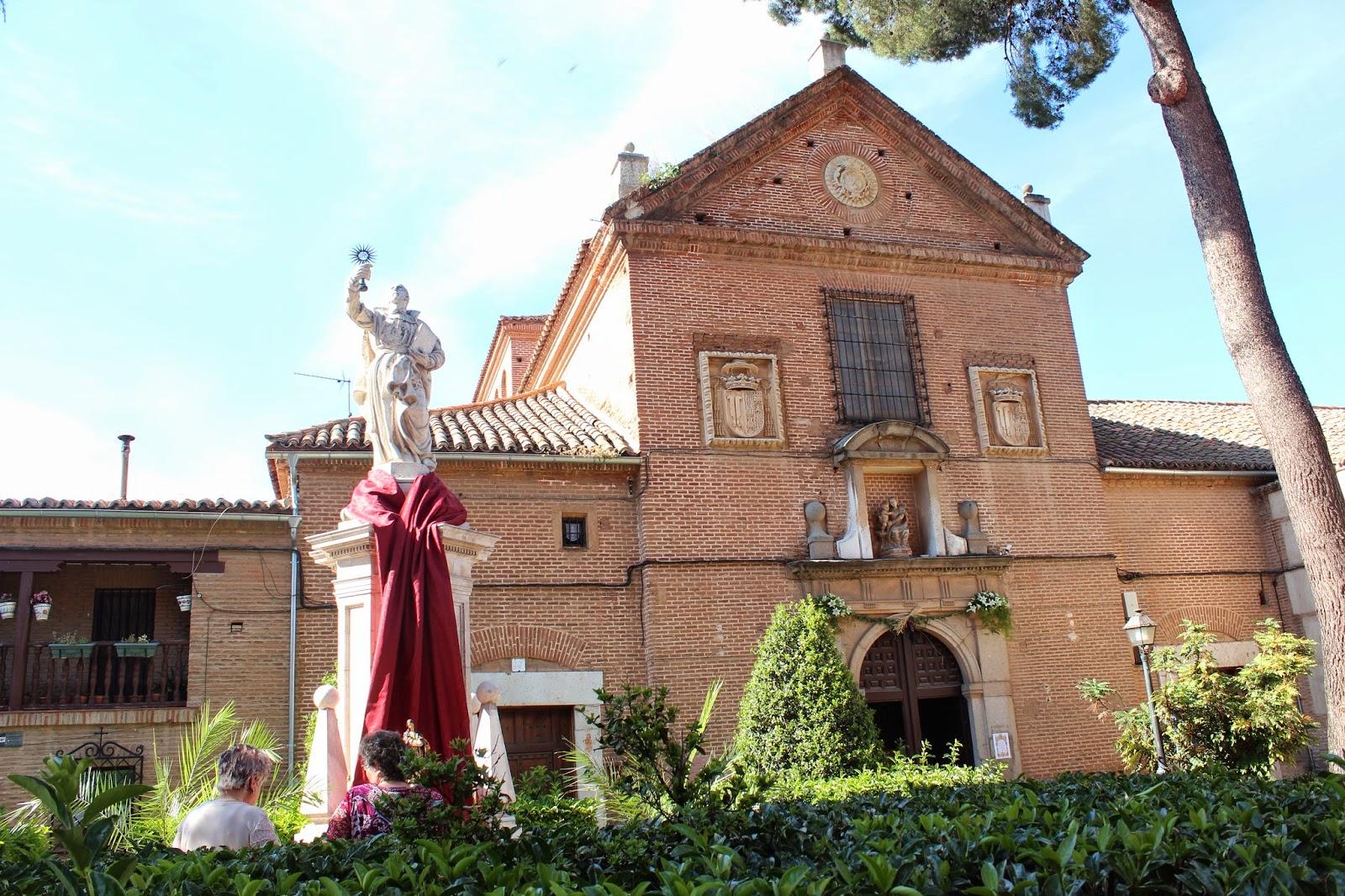 Convento del Corpus Cristi en Alcalá de Henares