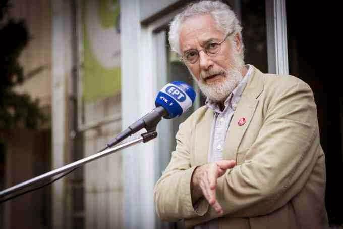 Δεν αντέχεται η αδικία! Έλληνες πολίτες είπαν στον πρώην πρόεδρο της ΕΣΗΕΑ, Τρίμμη, το προφανές: «Γιατί θάψατε το ηχητικό Σαμαρά»