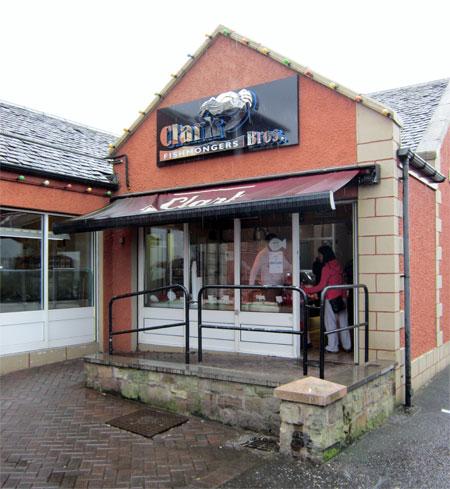 Clark Bros, Musselburgh.