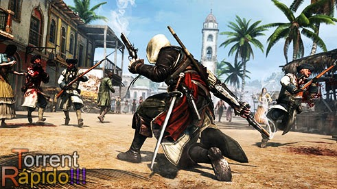 Download Imagem Game Assassin's Creed 4: Black Flag PC