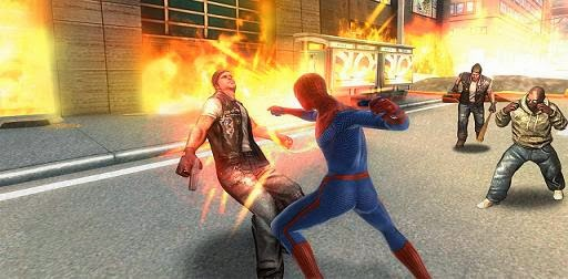 The Amazing Spider Man best paid Android Game