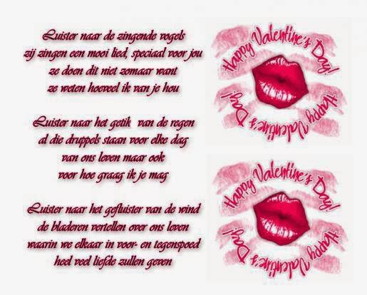 valentijnsgedicht voor haar