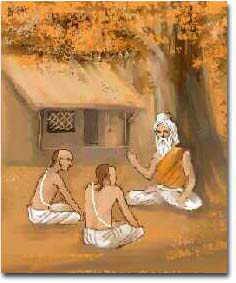 ancient india vedic system of education Gurukul system focuses on training by a single teacher or from teachers of similar thought process, who partner and share their teaching this system works great for elementary education, where each student can get a lot of personal attention from the teacher making this one of the primary advantages of the gurukul system.