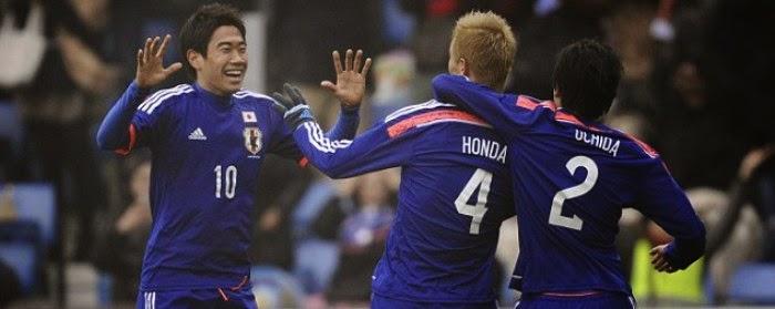 PREVIEW Pertandingan Jepang vs Yunani 20 Juni 2014 Dini Hari