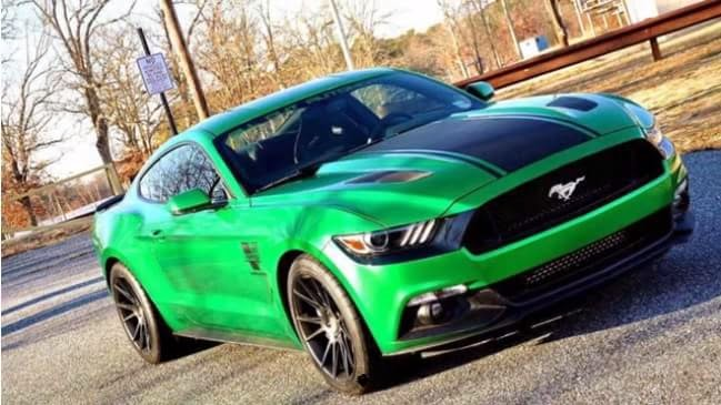 Ford Mustang GT All Out Automotive