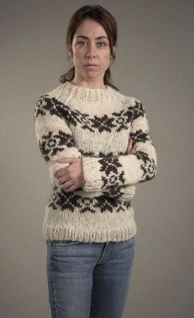Knitting Pattern For The Killing Jumper : Knitting at Large: Killer sweaters from