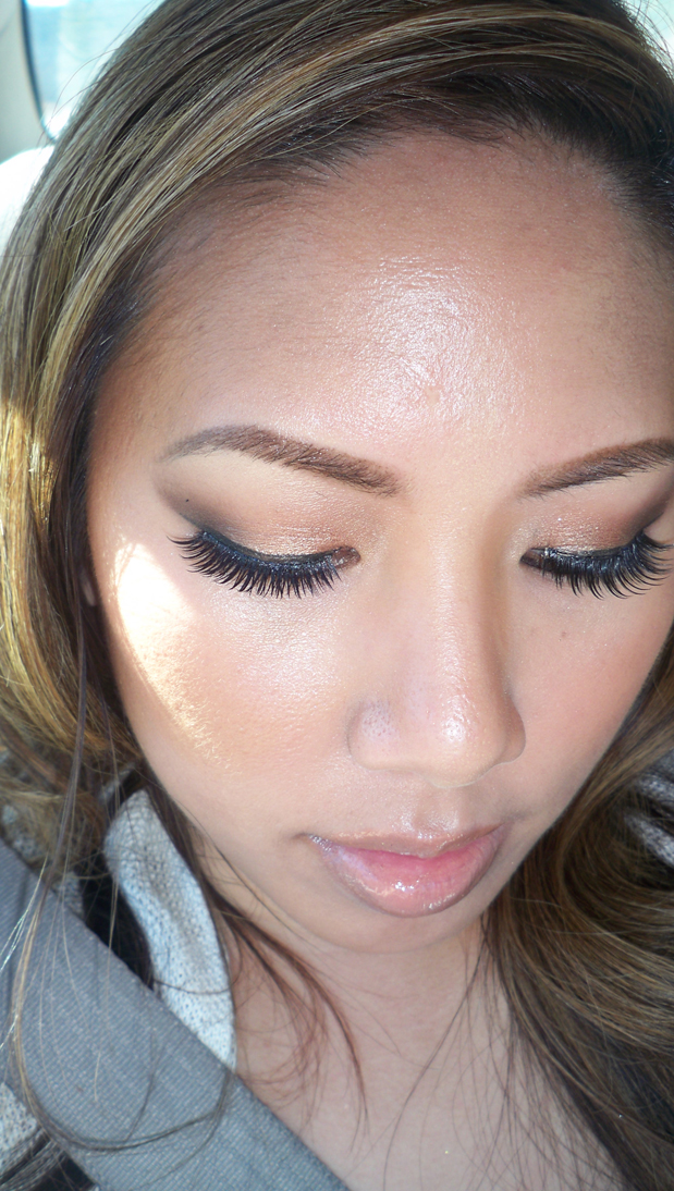 glowy wedding guest makeup makeup by renren