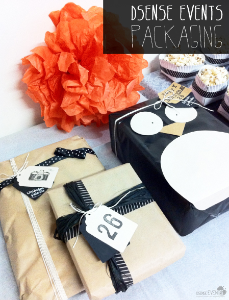 dsense events packaging