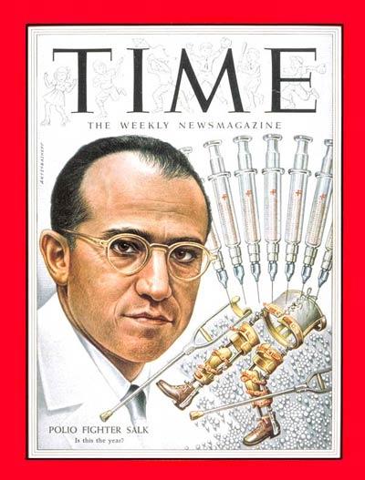 jonas salk polio Jonas Salk
