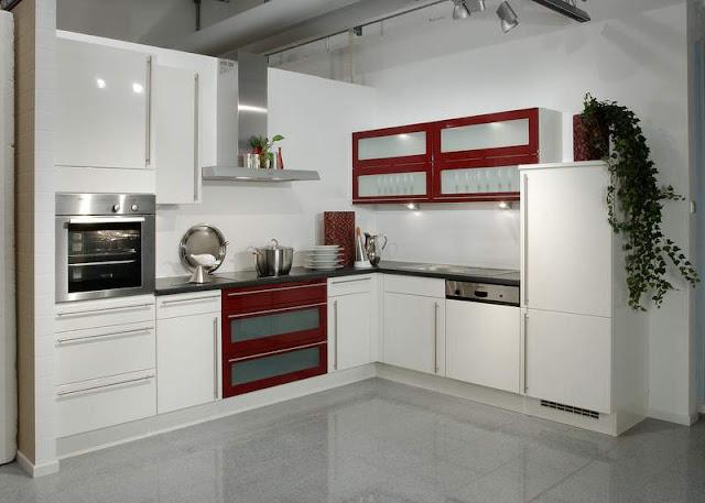 amenagement petite cuisine id es d co moderne. Black Bedroom Furniture Sets. Home Design Ideas