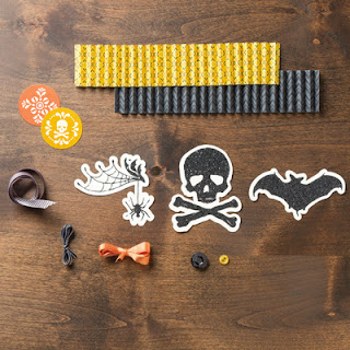 Halloween Banner Accessory Kit