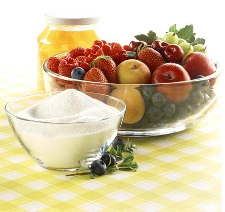 is fruit sugar healthy fruit blood