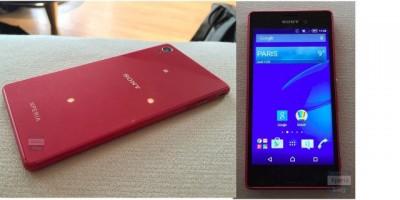 Begini Penampakan Sony Xperia M4 Aqua