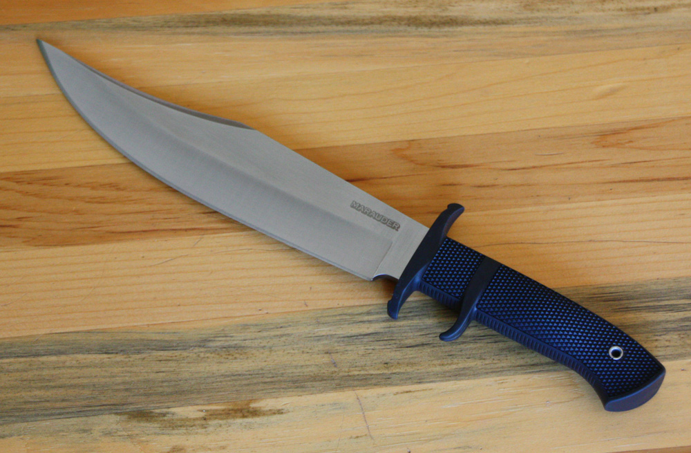 Oso Grande's Knife Blog - Stay Sharp!: Cold Steel Marauder