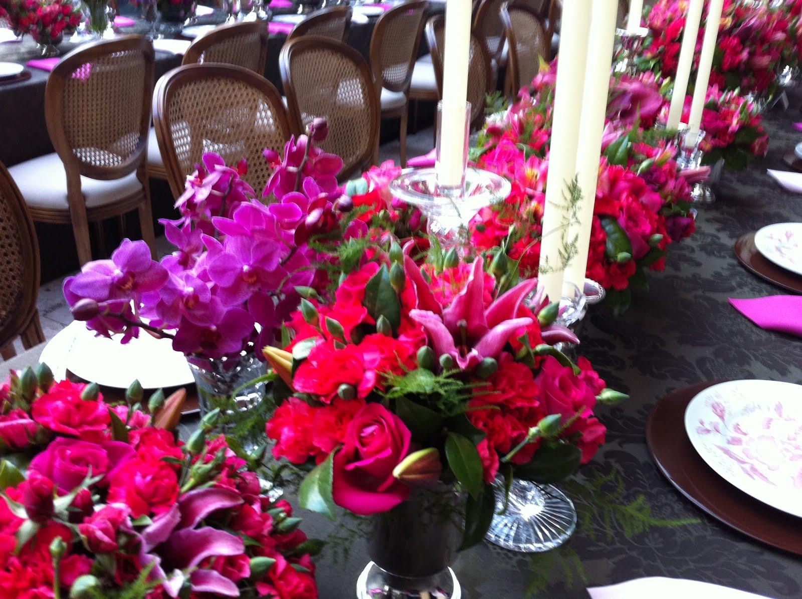 flores jardim guedala:Flor de Lis Flores: Batizado em Residência