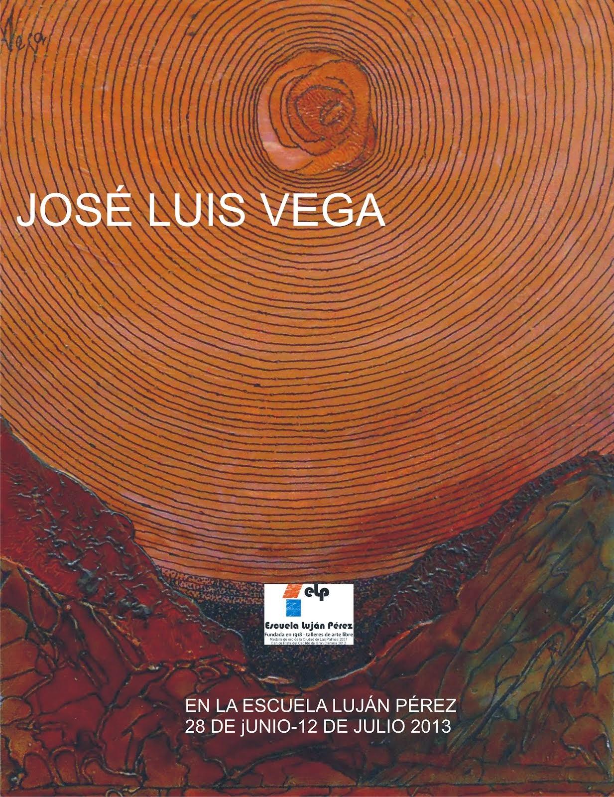 CATÁLOGO JOSÉ LUIS VEGA