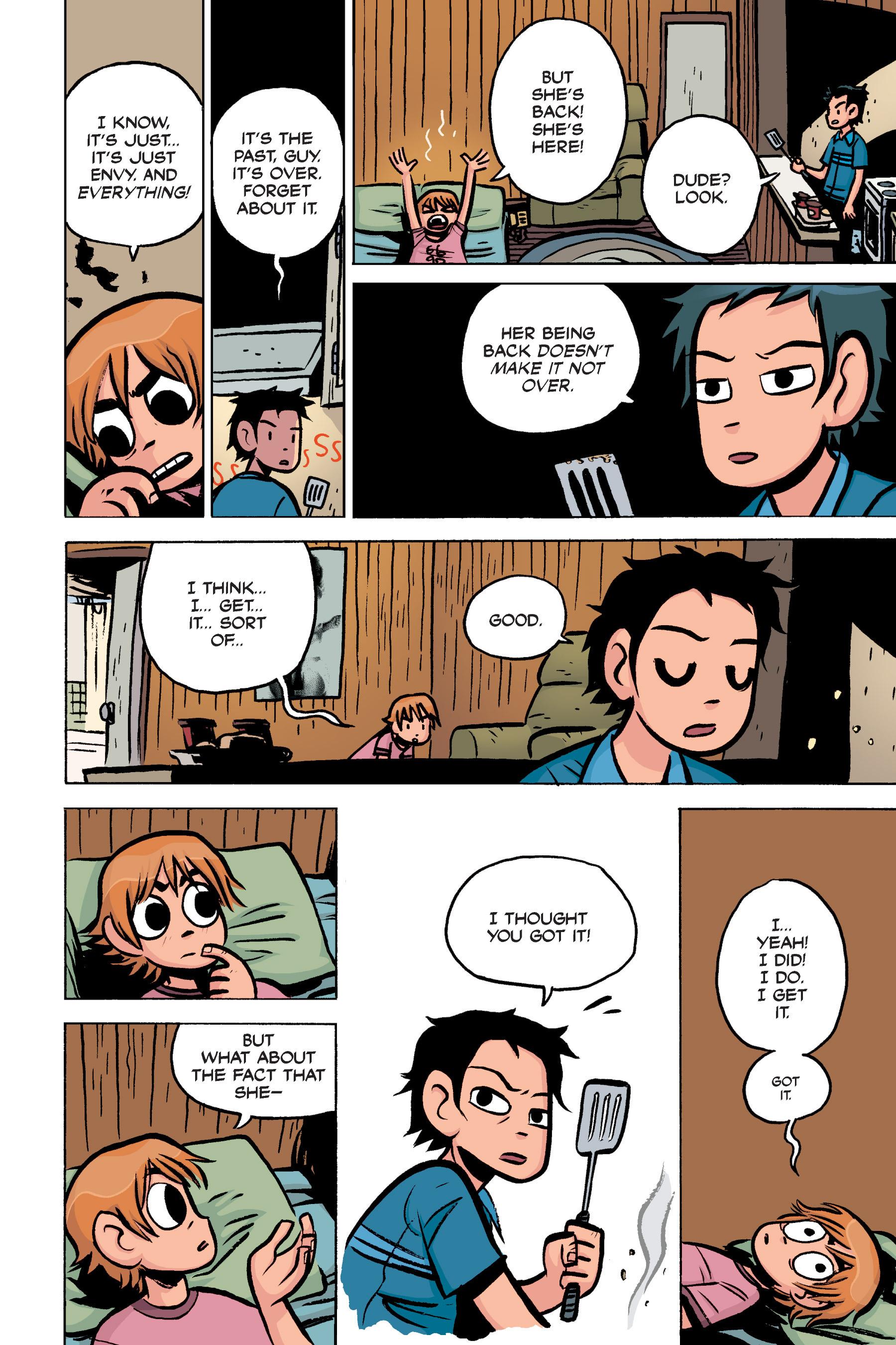Read online Scott Pilgrim comic -  Issue #3 - 58