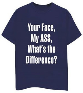 funny t-shirt quotes what is the difference