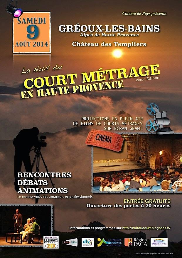 Nuit du Court 2014