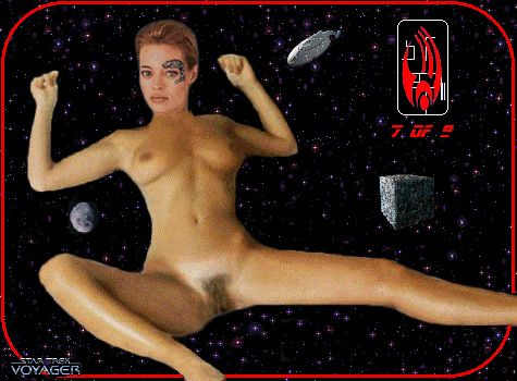 Jeri ryan seven of nude
