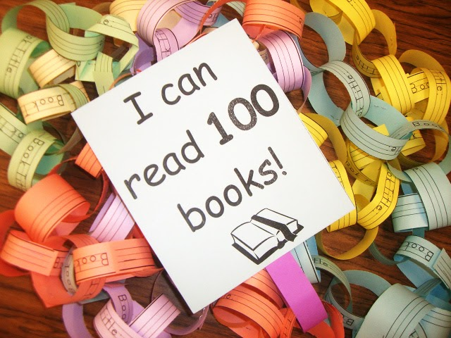 the teacher wife: 100 book challenge