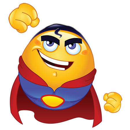 Download image Super Hero Emoticon Smiley Faces PC, Android, iPhone ...