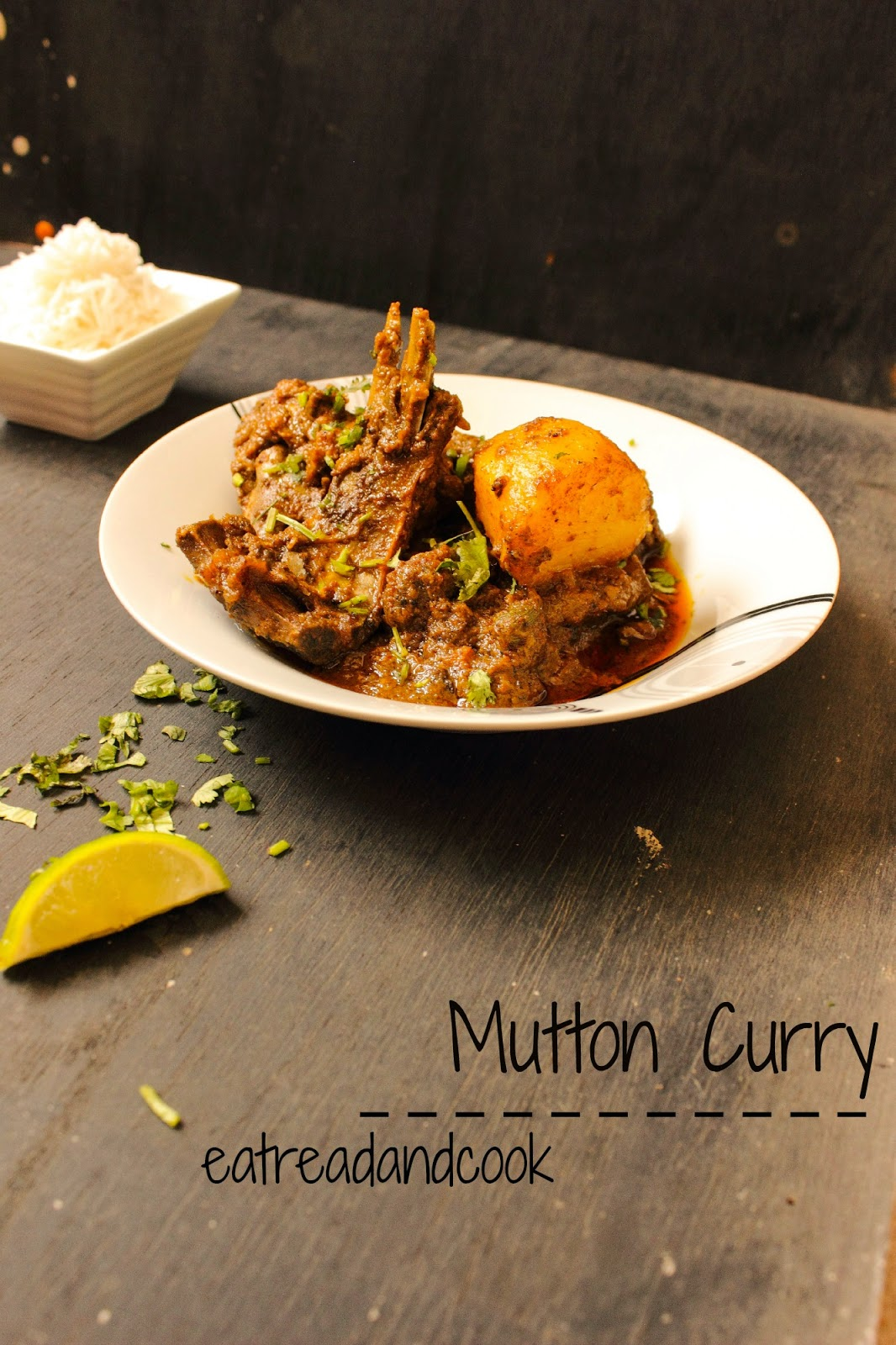 how to cook bengali style simple mutton curry